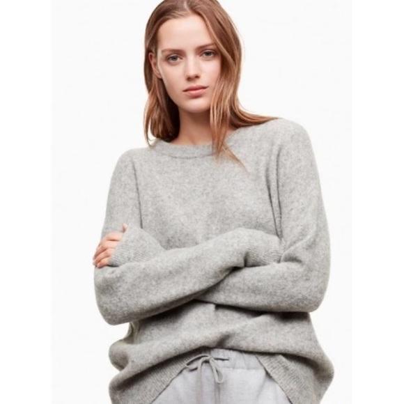 Aritzia The Group Babaton Thurlow Wool Sweater